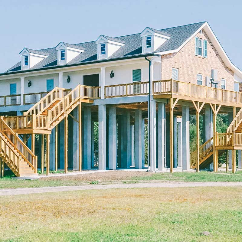 home elevation prevent flooding