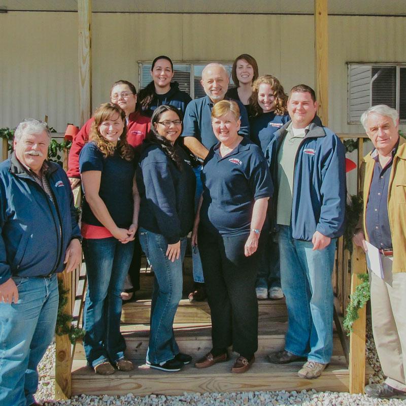 davie shoring team in new orleans