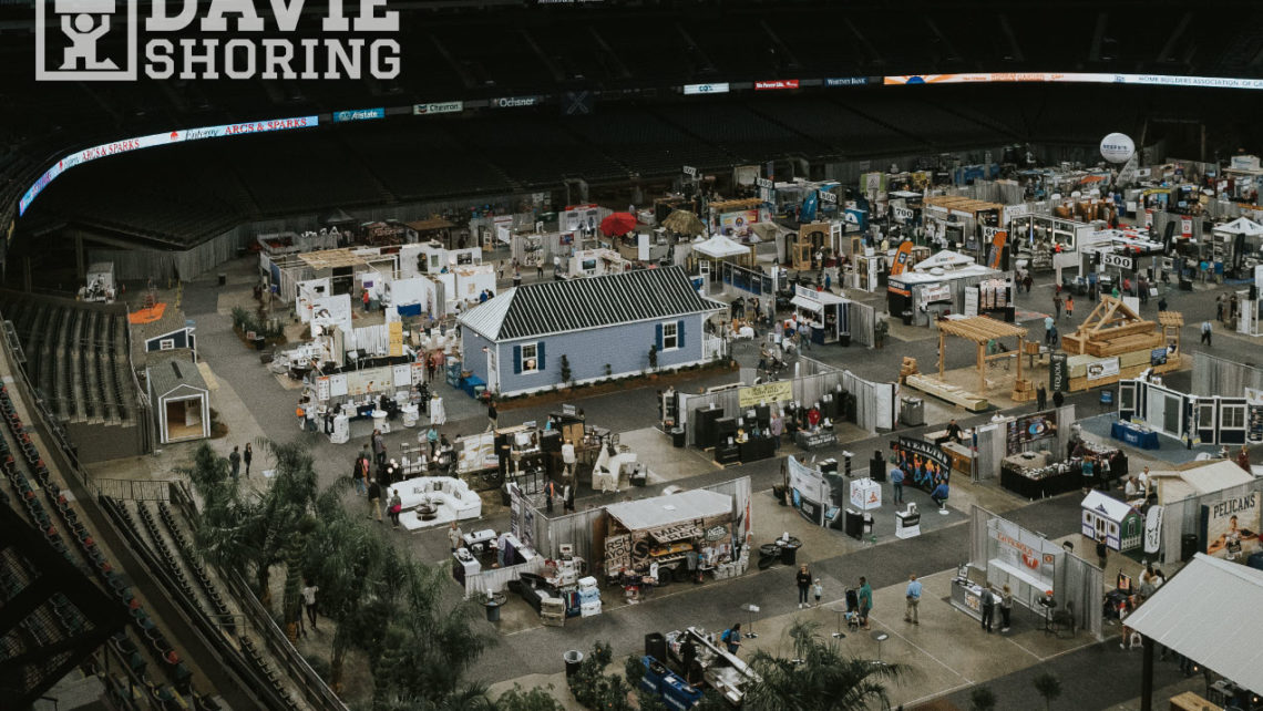 New Orleans Home And Garden Show Davie Shoring Inc - New orleans car show