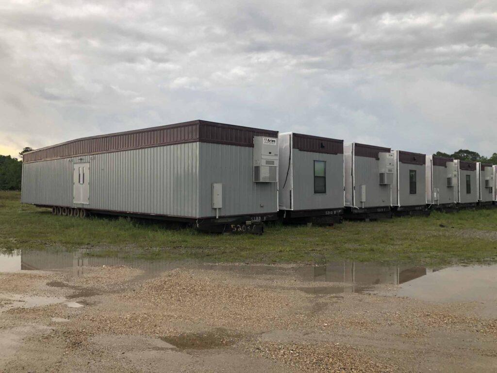 Modular Building - 64'x135′ 8 Classroom Building